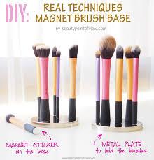 diy makeup brush