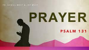 Psalm 131 - Pr Daniel & Joy West - YouTube