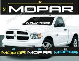 Mopar Performance Decal Sticker Window Windshield Vinyl Graphics Dodge Vehicles Car Truck Graphics Decals Motors Tamerindsa Com Ar