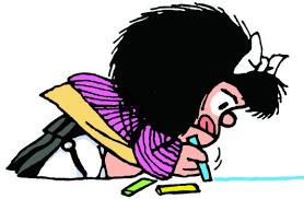 Mafalda «dixit»: las mejores sentencias de la niña más inconformista