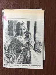 OLD EPHEMERA PROMO Photo Pretty Woman Glamour Virginia Mayo Actress  Stunning Jn2 - £1.99 | PicClick UK