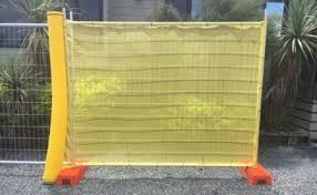 Fencing Shade Cloth For Sale Dust Protection Cloth Fence Screening Ghl Temp Fence