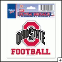 Who S Nuts Authentic Buckeye Merchandise Products Osu Decals Stickers Magnets