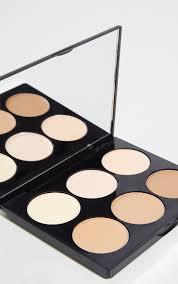 sleek light cream contour kit beauty