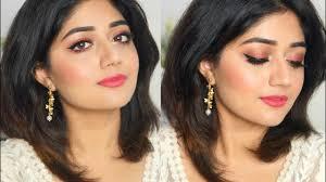 indian makeup tutorial lakme