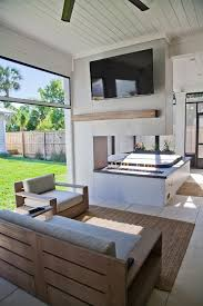 jacksonville enclosed patio modern with