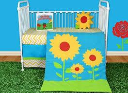 piece crib bedding set with storybook