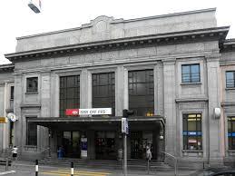 Chiasso railway station - Wikipedia