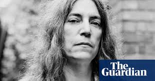 Patti Smith: 'You decide your fate. Are you going to fall apart or ...