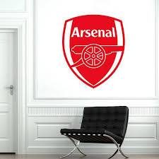 Arsenal Football Club Soccer Team Sports Logo Luggage Suitcase Skate Board Case Covers Car Bumper Vinyl Die Cut Adhesive Decal Decal Shop Decals Patchesdecal Macbook Aliexpress