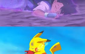 wallpaper boy pikachu pokemon