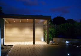 decking lights to use for your garden