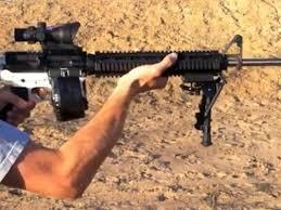 high tech homemade guns untouched by