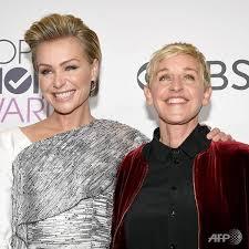 Ellen DeGeneres' wife Portia de Rossi defends the talk show host