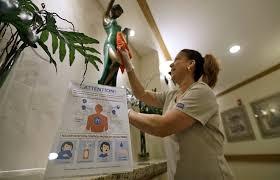 nursing homes amid coronavirus