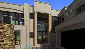 modern 4 bedroom house plan pdf