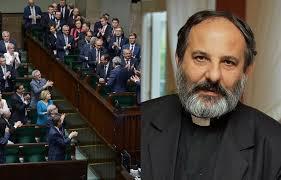 Ks. Isakowicz-Zaleski nie wejdzie do komisji ds. walki z pedofilią ...