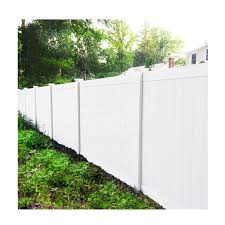 6 Ft X 8 Ft White Pvc Vinyl Privacy Fence Panels Buy White Pvc Vinyl Privacy Fence Privacy Fence Panels Privacy Fence Product On Alibaba Com