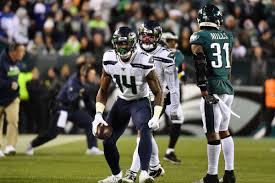D.K. Metcalf stats: Seahawks WR lighting it up vs. Eagles in Wild Card game  - DraftKings Nation