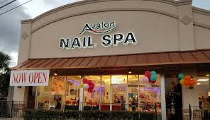 avalon nails spa manicure and