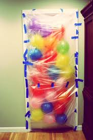 DIY BIRTHDAY SURPRISE - Surprise them with a balloon avalanche in ...