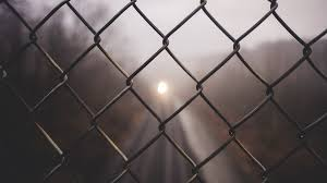 Wallpaper Sunlight Lights Black Monochrome Depth Of Field Reflection Wall Train Railway Symmetry Pattern Texture Circle Wire Light Lighting Net Material Shape Design Line Darkness Chain Link Fencing 1920x1080 Motta123