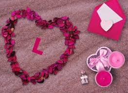 صور حرف L في قلب
