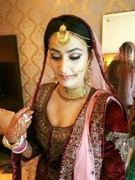 makeup ideas for punjabi brides