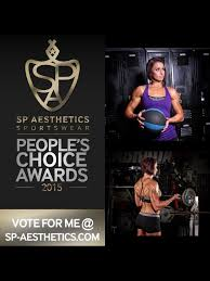 SP AESTHETICS - PEOPLE'S CHOICE AWARDS - WOMEN'S PHYSIQUE