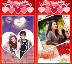 5 best valentines day photo frames apps