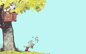 calvin and hobbes wallpapers hd