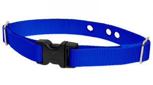 Lupine 1 Solid Blue Underground Containment Collar