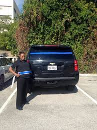 She Put A Blue Line Over Her Rear Window And When You See Why You Ll Want To Do The Same