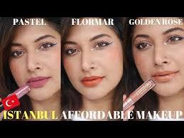 makeup lipsticks flormar golden rose