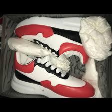 alexander mcqueen shoes sneakers size