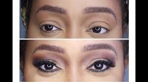 client makeup transformation