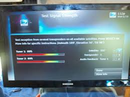 directv on the road in your rv