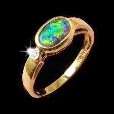 opal rings in australia why are they