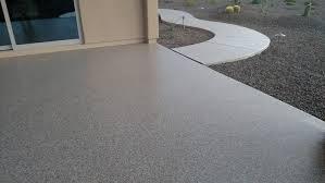 phoenix arizona patio floor coating