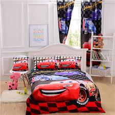 Pixar Cars Bedding Set Mcqueen Bedroom Curtains Duvet Cover Sheet Cushion Cover Bedlinen Single Double Queen For Boys Bedding Linens Full Duvet Covers From Beddingoutlet 5 43 Dhgate Com