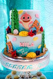 17 cute baby shark party ideas shark