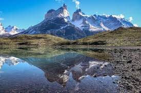 Los Cuernos. Horns with Reflection Chile - Adrian Hill | Arctic ...