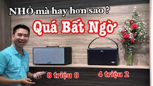 Loa BOXT S2 NHỎ MÀ HAY HƠN Acnos Ksnet450 ? 4tr2 hay hơn 8tr8 ...
