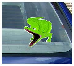 Alligator Window Decal Vehicle Stickers Westickerthang 7 95