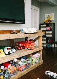 Grain Projects Design Kids Play Room Console Where Else To Hide All The Toys Playroom Kids Playroom Kids Room