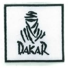 iron on patch paris dakar