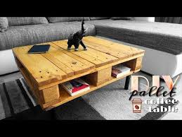 diy pallet coffee table again you