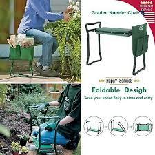 garden kneeler bench kneeling soft eva