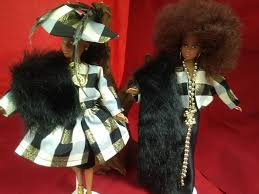 Gorgeous Queens Of Africa Dolls collection by JACQUELINE COLE. #BlackDoll  #AfricanFashion #Africa #Afro- facebook.com/…   Black doll, African  fashion, Print clothes