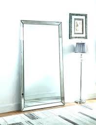 hanging mirrors on walls